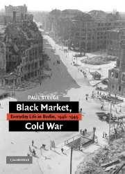 Black Market, Cold War