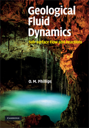 Geological Fluid Dynamics