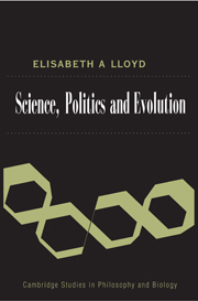 Science, Politics, and Evolution