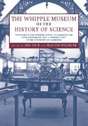 The Whipple Museum of the History of Science