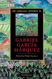 The Cambridge Companion to Gabriel García Márquez