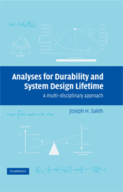 Analyses for Durability and System Design Lifetime