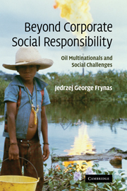 Beyond Corporate Social Responsibility