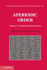 Aperiodic Order
