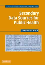 Secondary Data Sources for