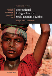 International Refugee Law and Socio-Economic Rights