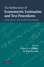 The Refinement of Econometric Estimation and Test Procedures