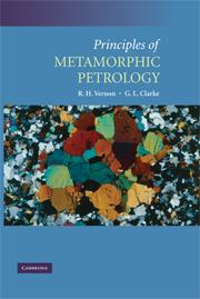 Principles of Metamorphic Petrology