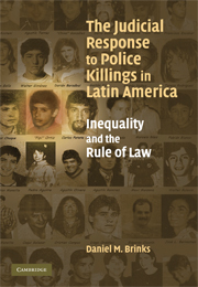 The Judicial Response to Police Killings in Latin America