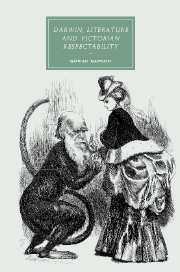 Darwin, Literature and Victorian Respectability