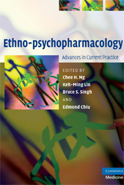 Ethno-psychopharmacology