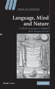 Language, Mind and Nature