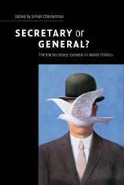 Secretary or General?