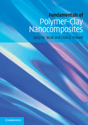 Principles polymer morphology materials science cambridge fundamentals of polymer clay nanocomposites fandeluxe Image collections