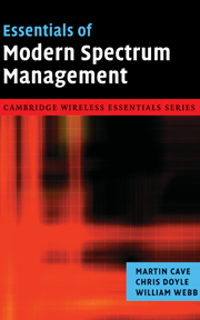 Essentials of Modern Spectrum Management