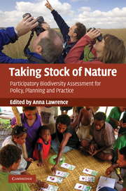 Taking Stock of Nature