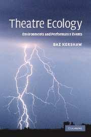 Theatre Ecology