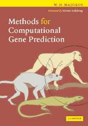 Methods for Computational Gene Prediction