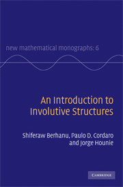 An Introduction to Involutive Structures