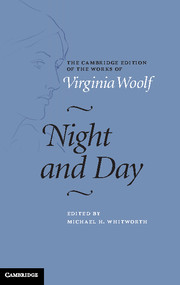 The Cambridge Edition of the Works of Virginia Woolf