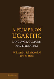 A Primer on Ugaritic