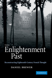 The Enlightenment Past