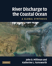 River Discharge to the Coastal Ocean