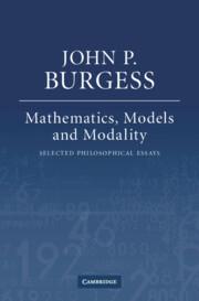 Mathematics, Models, and Modality
