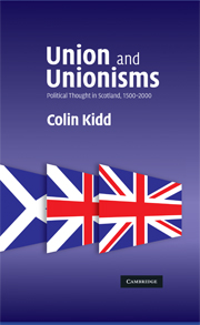 Union and Unionisms