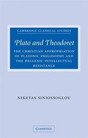Plato and Theodoret