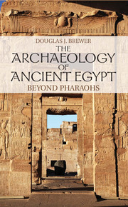 The Archaeology of Ancient Egypt