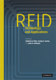 RFID Technology and Applications