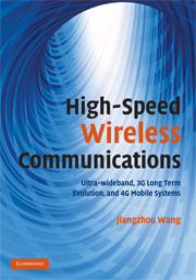 High-Speed Wireless Communications