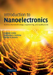Introduction to Nanoelectronics
