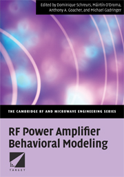 RF Power Amplifier Behavioral Modeling