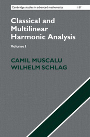 Classical and Multilinear Harmonic Analysis