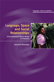 Language, Space, and Social Relationships