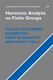 Harmonic Analysis on Finite Groups