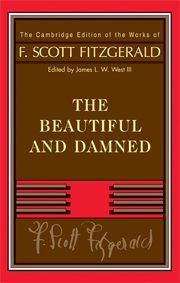 Fitzgerald: The Beautiful and Damned