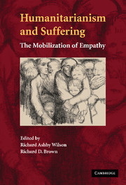 Humanitarianism and Suffering