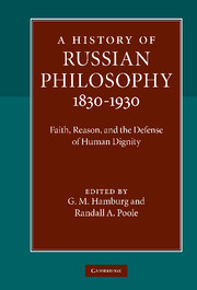 Net Overview Of Russian Philosophy