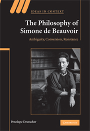 The Philosophy of Simone de Beauvoir