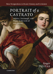 Portrait of a Castrato