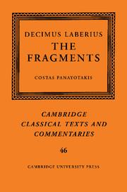 Decimus Laberius