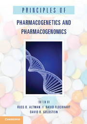 Principles of Pharmacogenetics and Pharmacogenomics