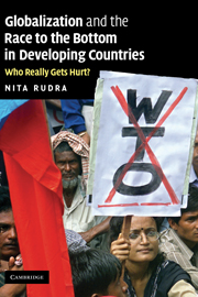 Globalization and the Race to the Bottom in Developing Countries