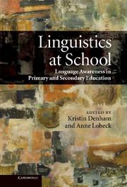 Linguistics at School