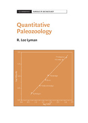 Quantitative Paleozoology