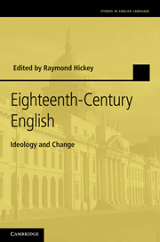 Eighteenth-Century English