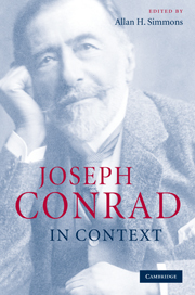 Joseph Conrad in Context